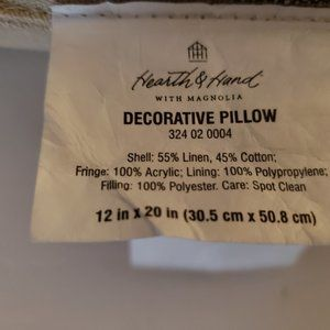 Hearth & Hand Accents - HEARTH & And HAND Magnolia Gather Pillow